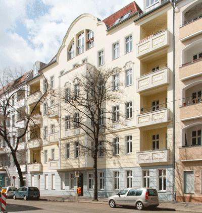 Müggelstraße Berlin unsere referenz projekte und firmenhistorie